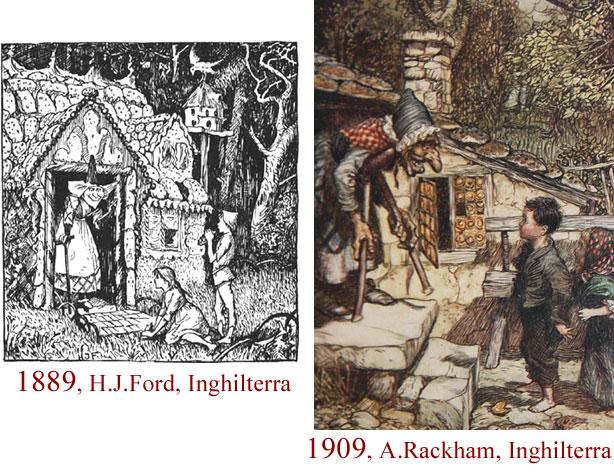 Le figure dei libri blog archive susanne janssen for Disegni da colorare hansel e gretel