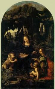 Leonardo_Louvre
