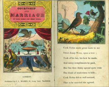lefiguredeilibri.MatrimonioRobin