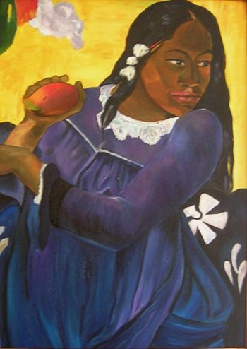 24_Paul_Gauguin_donna_con_mango