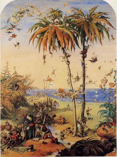 the_enchanted_fairy_tree_by_richard_doyle