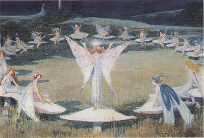 the_fairy_ring_by_walter_jenks_morgan