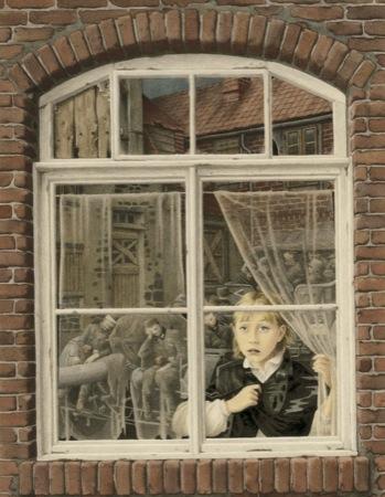Le figure dei libri blog archive la finestra nell - Quadri con finestre ...
